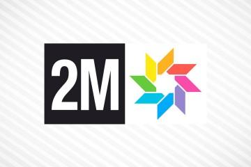 Logo 2M TV Maroc Live