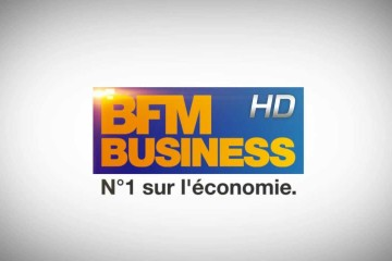 Logo BFM Business Live