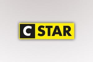 Logo Cstar TV D17 live