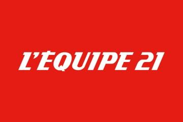 Logo L'équipe 21 Live