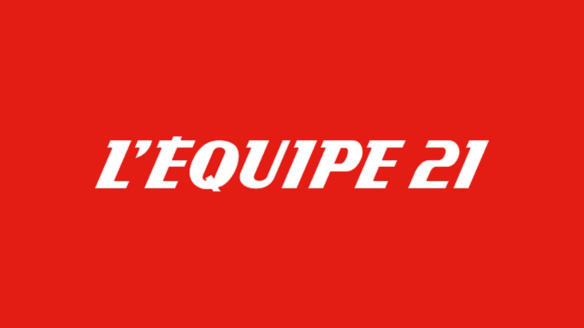 Logo L'Equipe 21 en direct