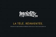 Logo Molotov TV