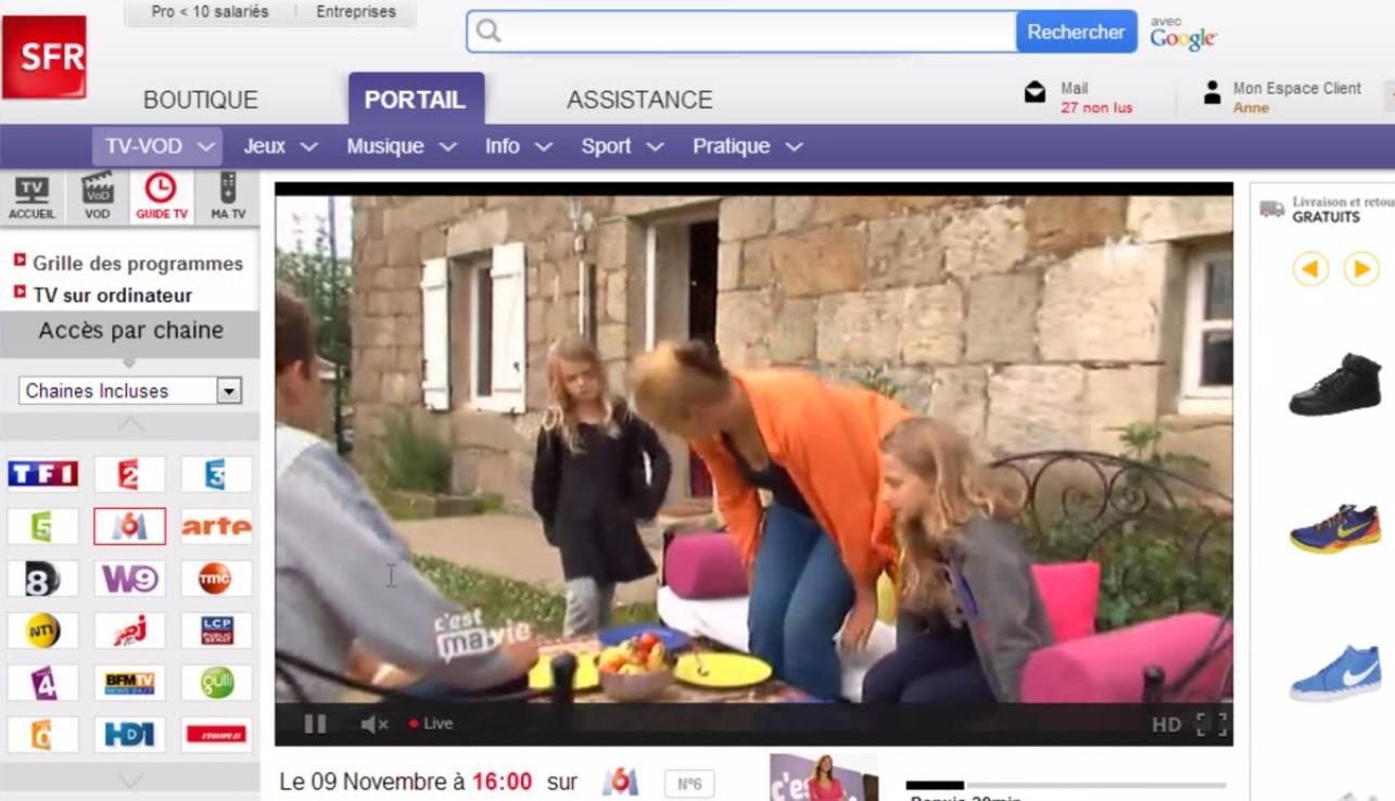 <b>Regarder</b> les chaînes de télévision <b>Tunisienne</b> <b>en direct</b> ...
