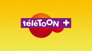 Logo Teletoon+ Live