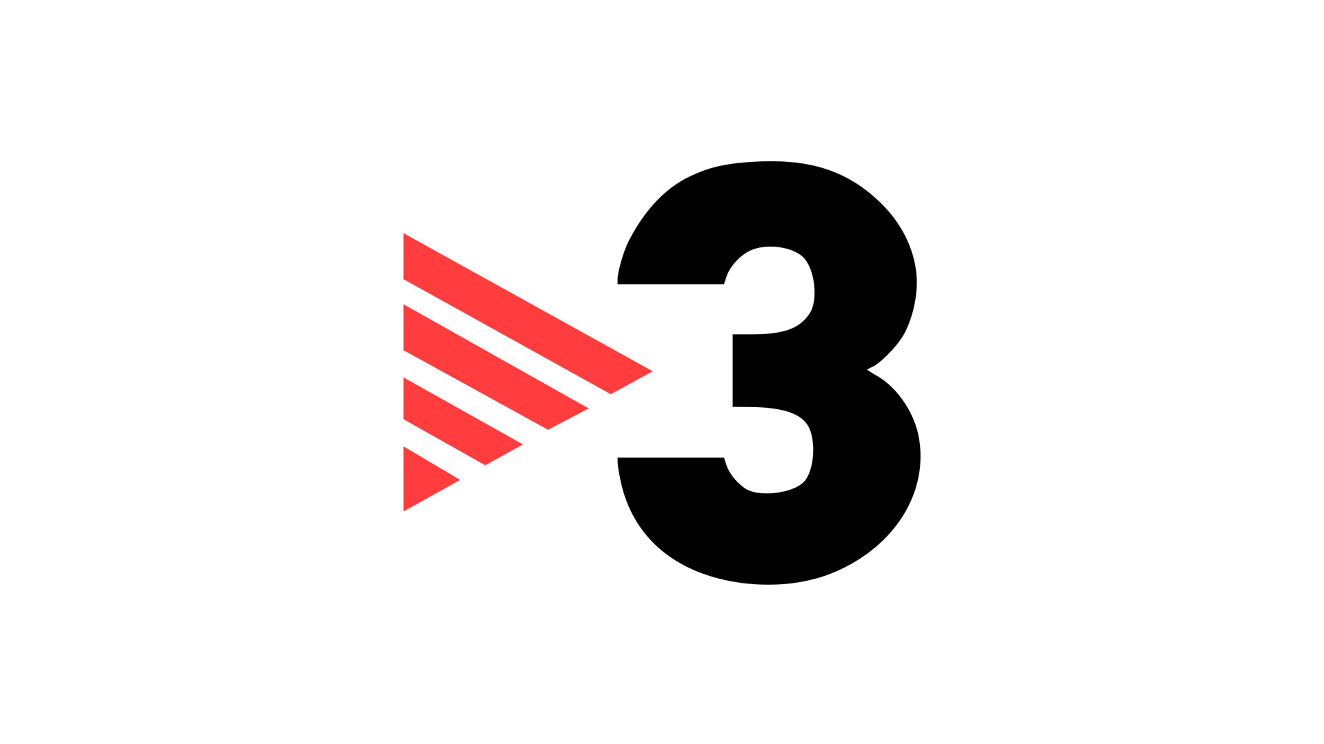 Logo TV3 en direct