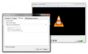 Lire m3u TV avec VLC