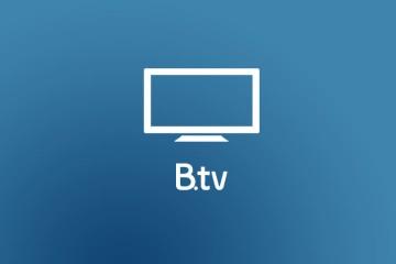 B.tv Logo