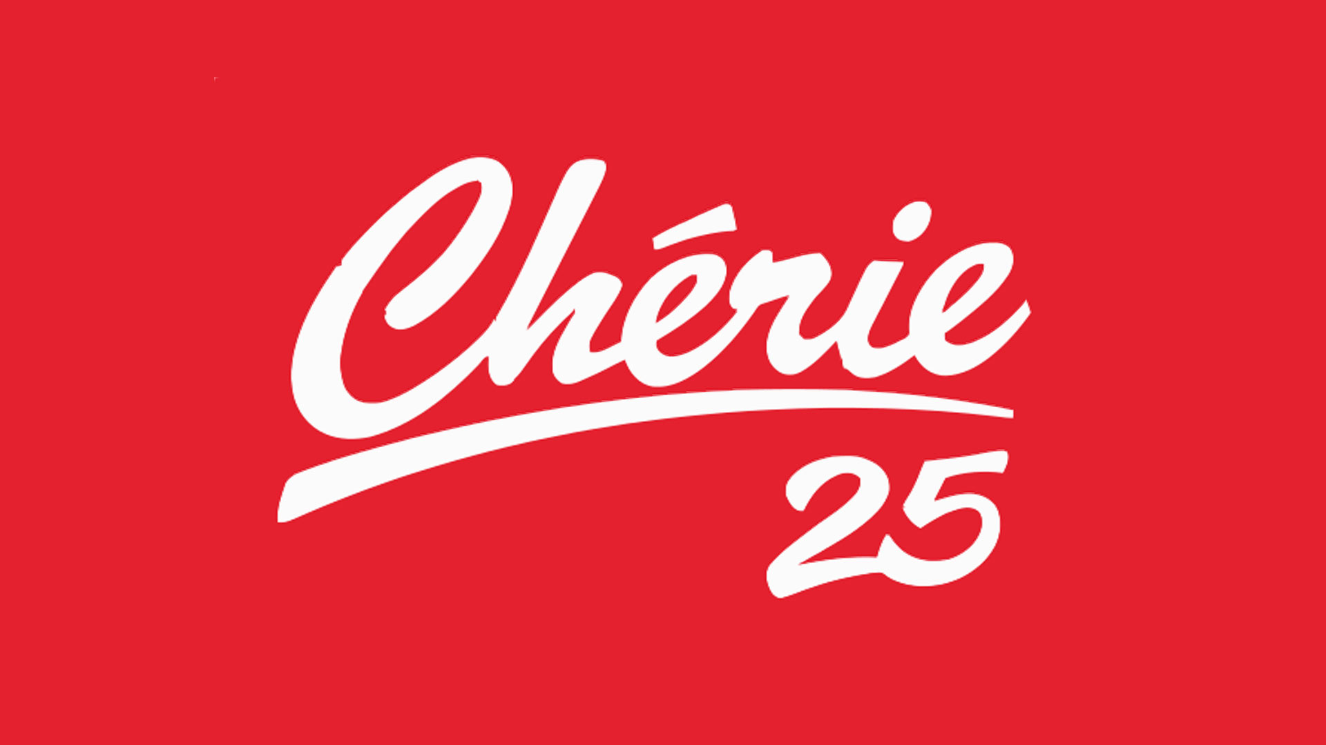 Logo Chérie 25 en direct