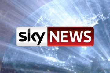 Logo Sky News Live