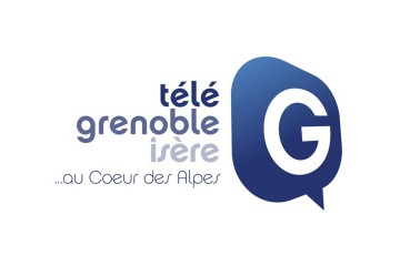 Logo téléGrenoble Isère Live
