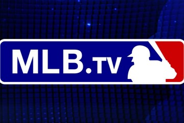 Logo MLB TV Live