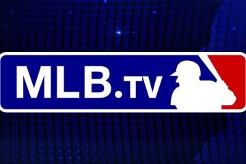 Logo MLB TV Live