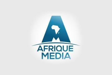 Logo Afrique Media TV Live