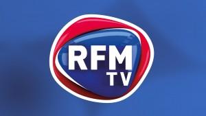 Logo RFM TV live