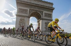 Tour de France live
